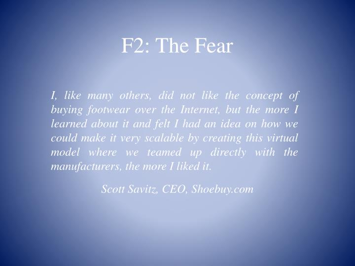 F2: The Fear
