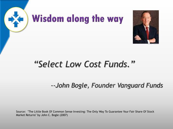 Wisdom along the way