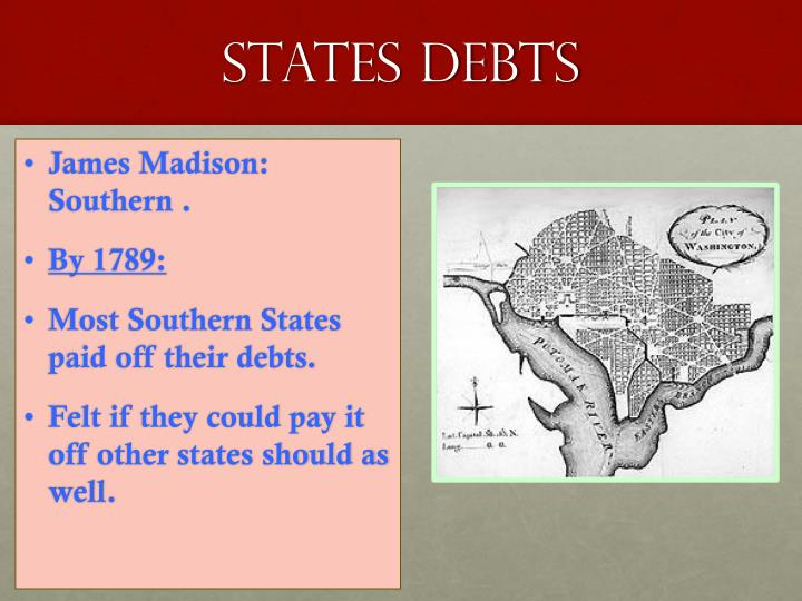 States debts