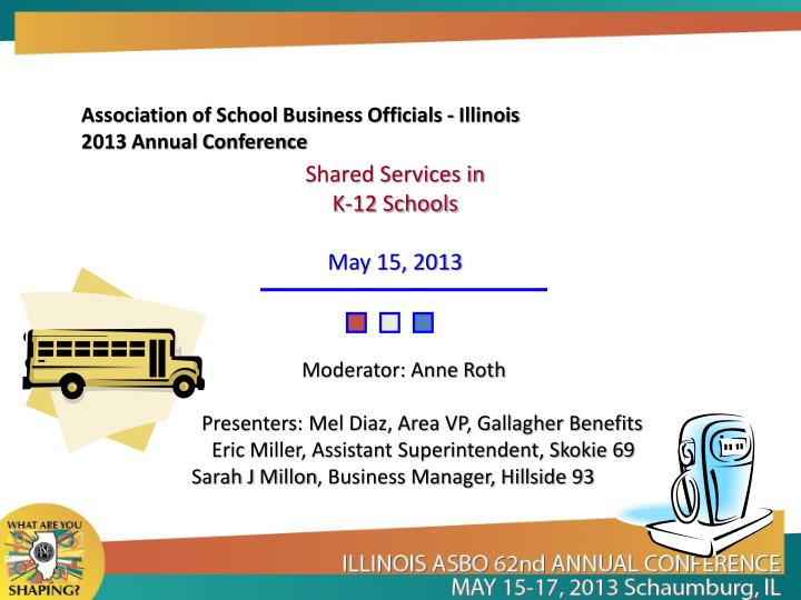 Association of School Business Officials - Illinois