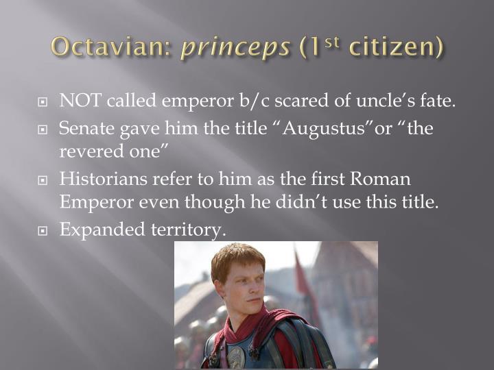 Octavian: