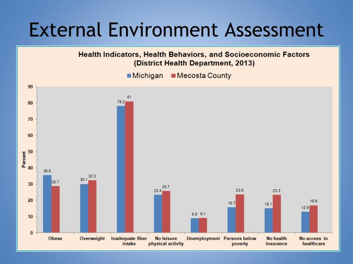 External Environment Assessment