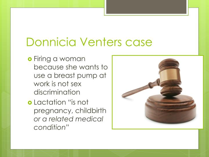Donnicia Venters case