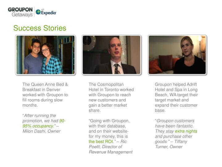 ETAWAYS SUCCESS STORIES