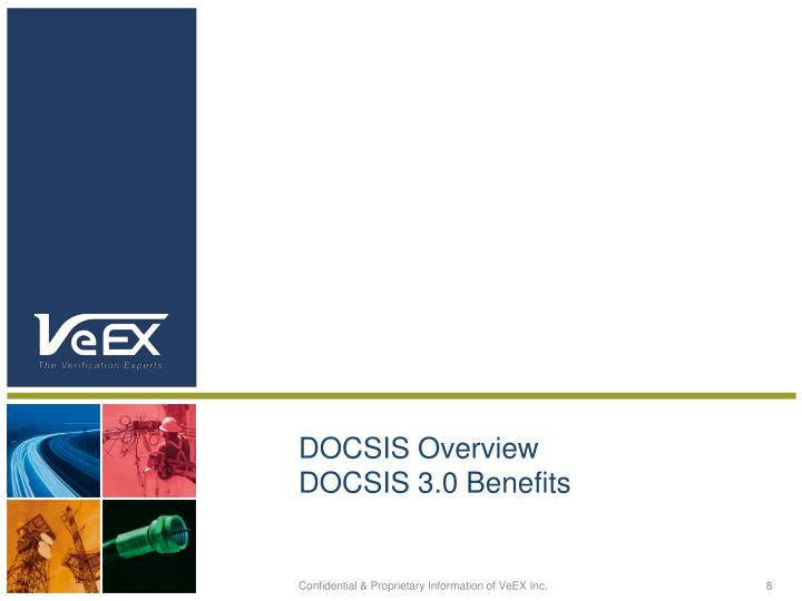 DOCSIS Overview