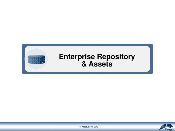 Enterprise Repository