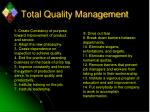 total quality management1