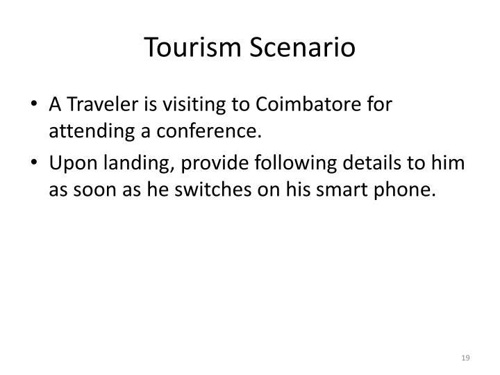 Tourism Scenario