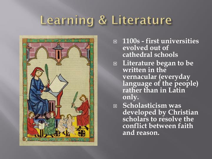Learning & Literature
