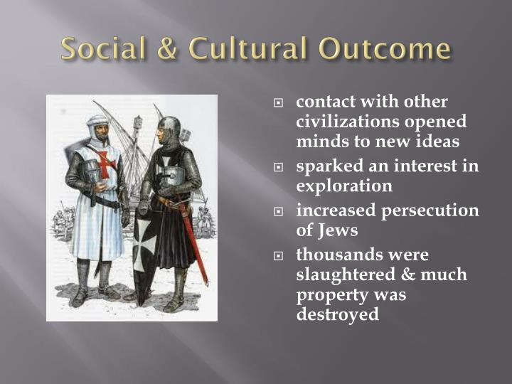 Social & Cultural Outcome