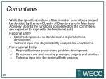committees