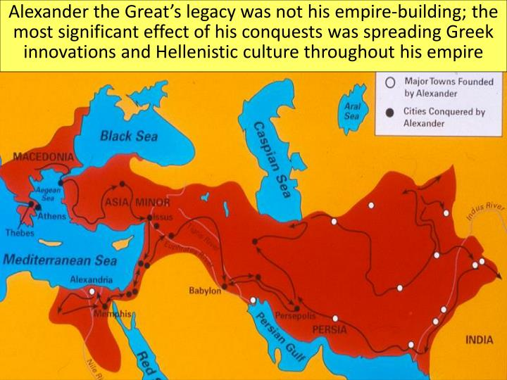 Alexander the Great's