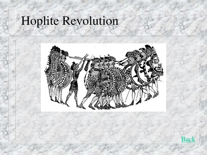 Hoplite Revolution