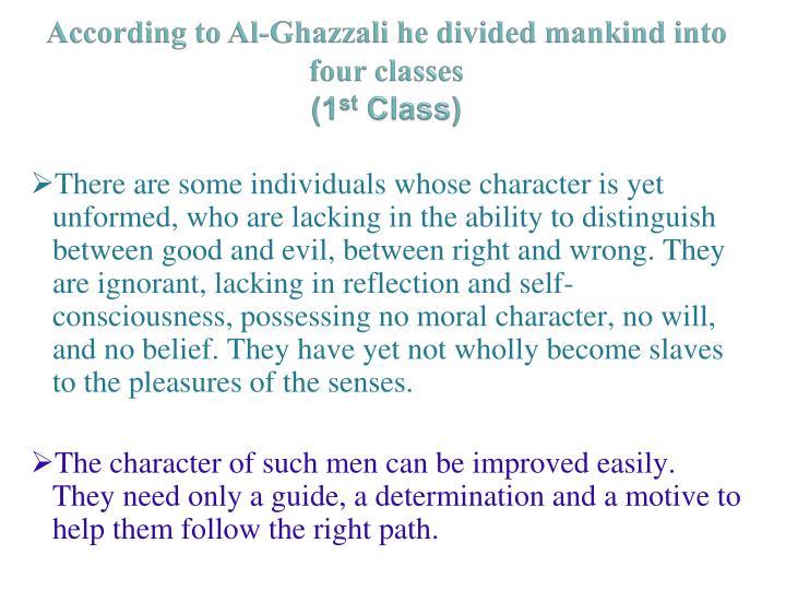 According to Al-
