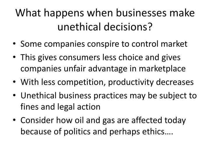"unethical business decisions Ann e tenbrunsel is a professor of business ethics at the university of   challenger launch decision and more ""ordinary"" unethical behavior."