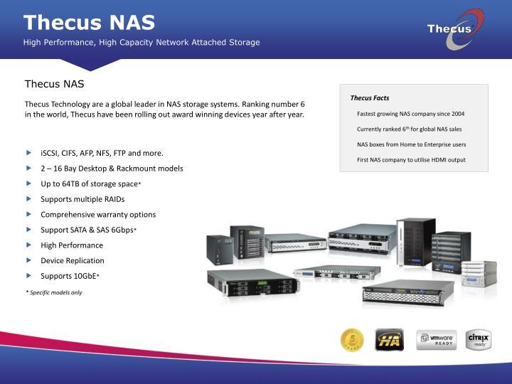 Thecus NAS