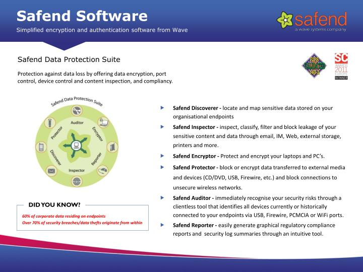 Safend Software