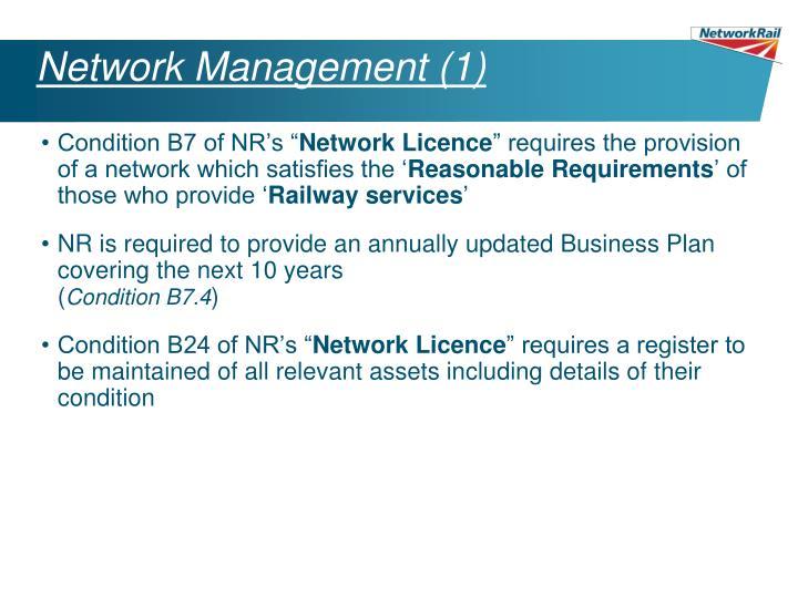 Network Management (1)