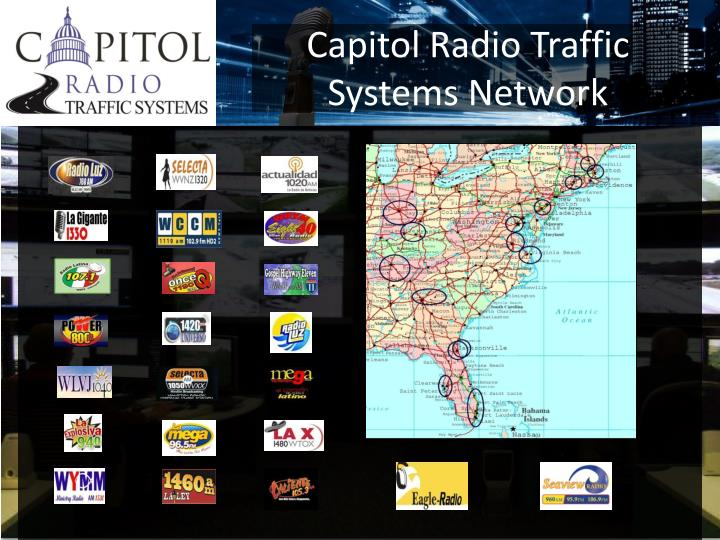 Capitol Radio Traffic Systems Network