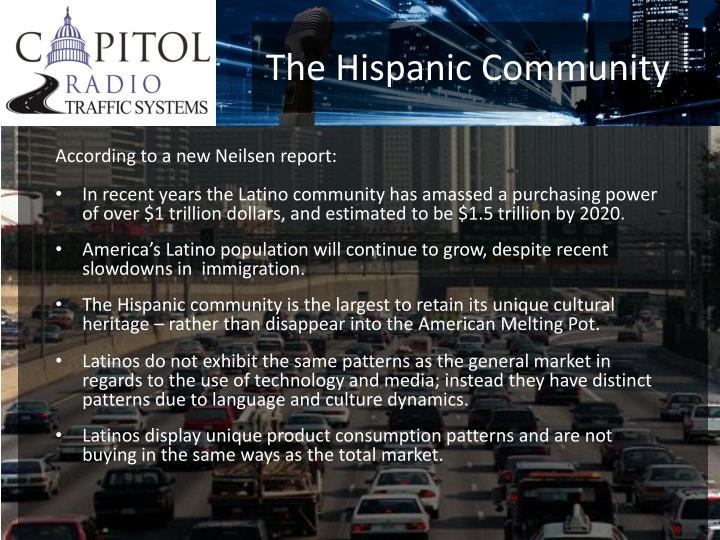 The Hispanic Community