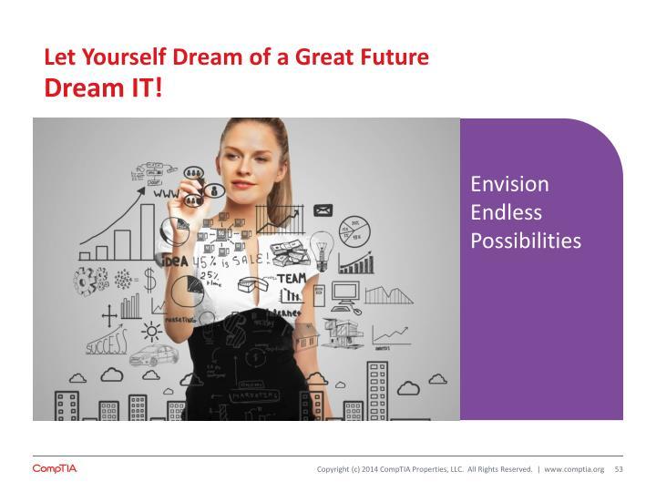 Dream IT!