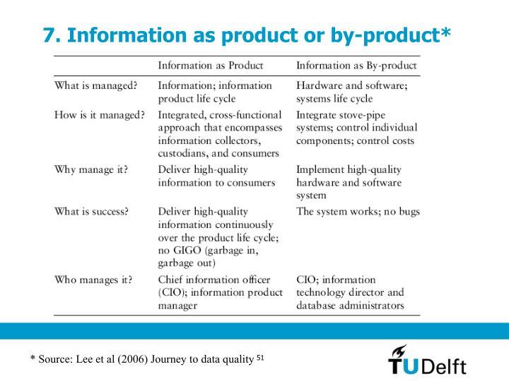 7. Information