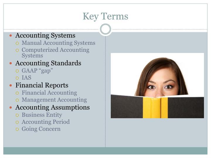 language of business presentations