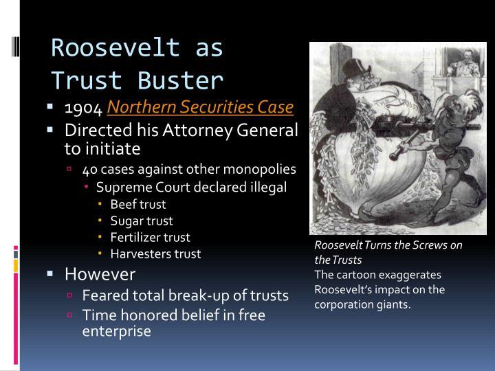 Roosevelt as