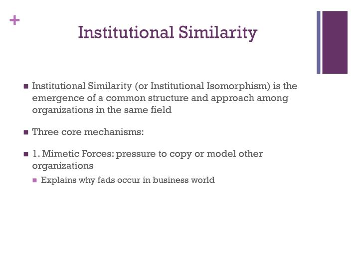 isomorphic relationship definition business