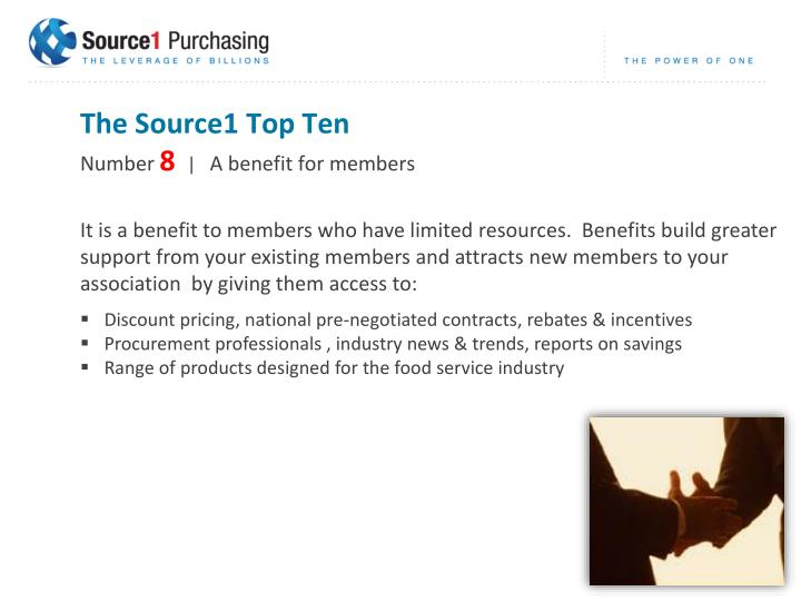 The Source1 Top Ten