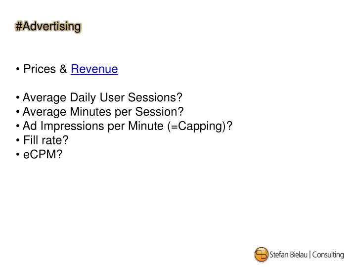 #Advertising