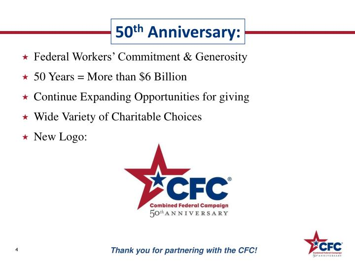 Federal Workers' Commitment & Generosity