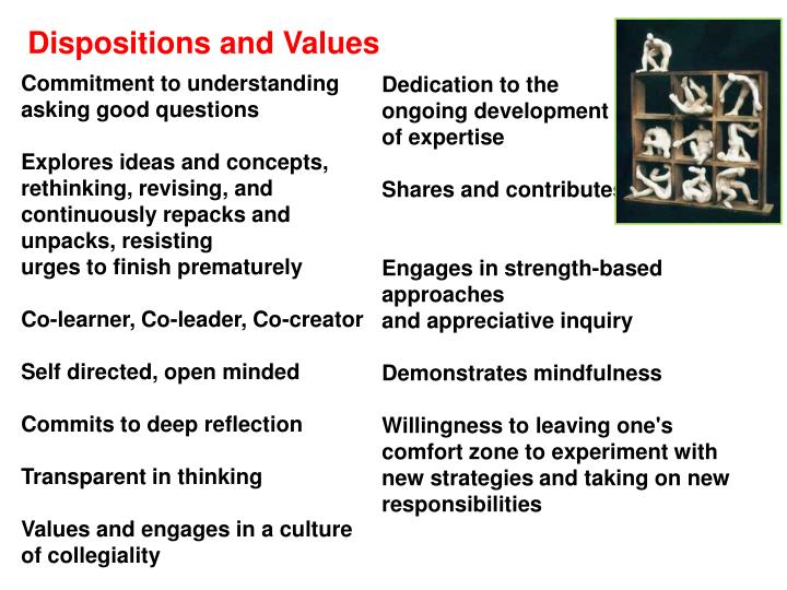Dispositions and Values