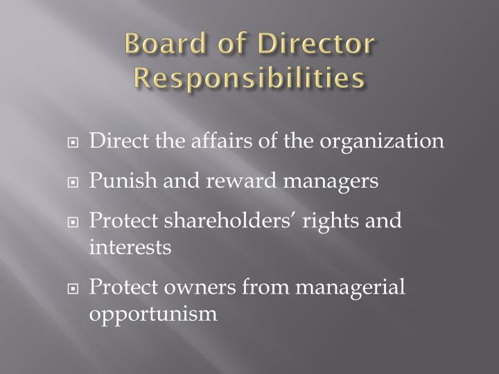 Board of