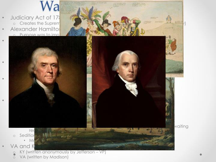 Washington – Adams