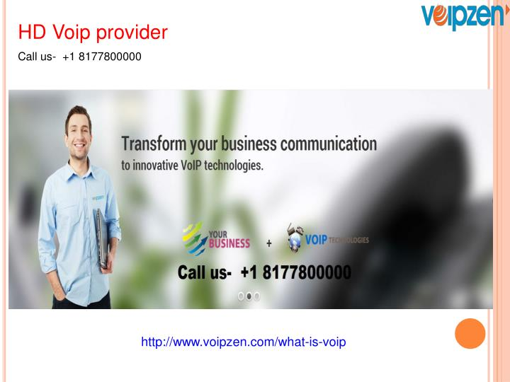 HD Voip provider