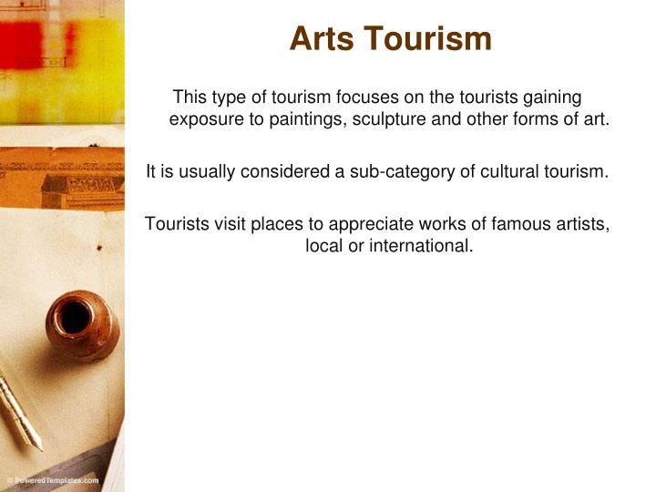 Arts Tourism