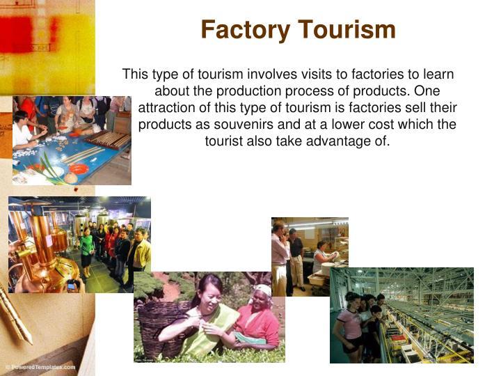 Factory Tourism