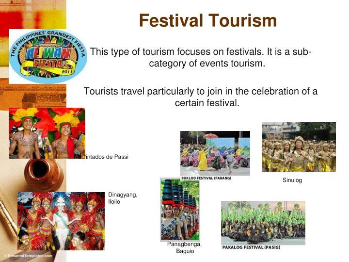 Festival Tourism