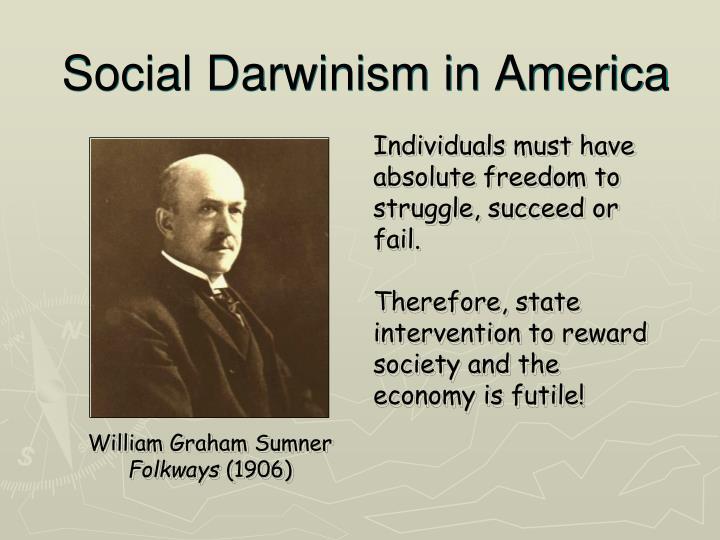 Social Darwinism in America