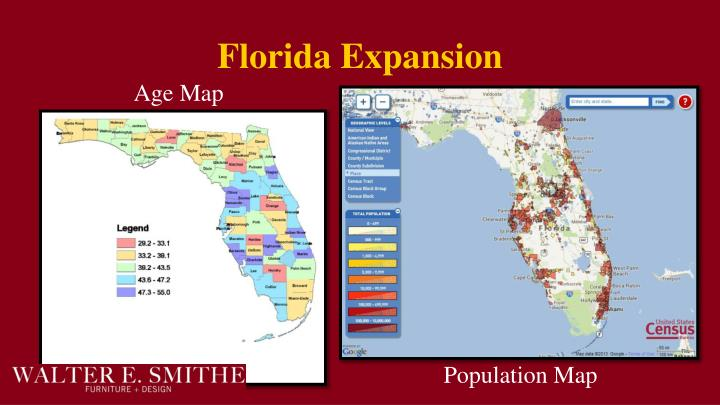 Florida Expansion