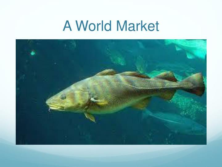 A World Market