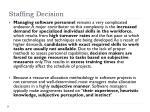 staffing decision1