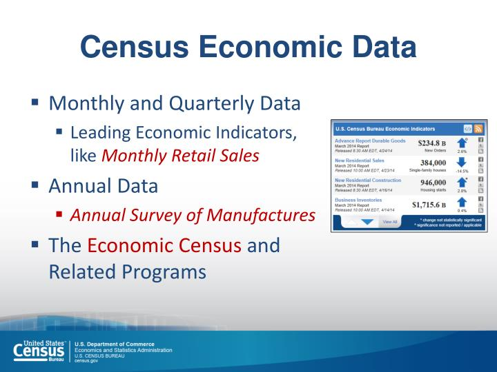 Census Economic Data