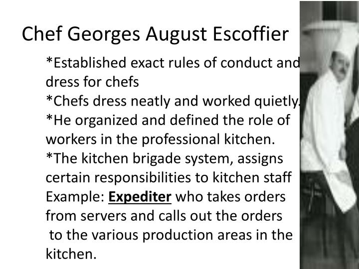 Chef Georges