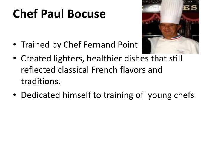 Chef Paul