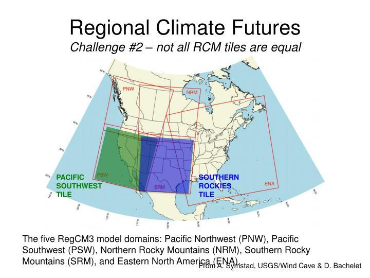 Regional Climate Futures