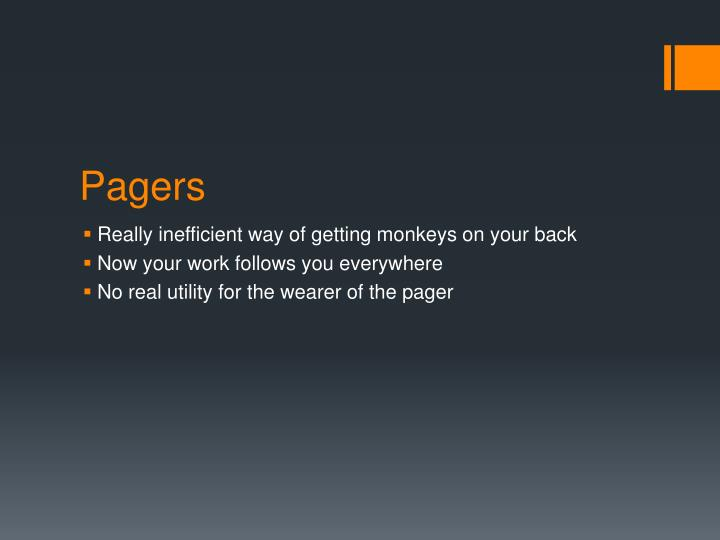 Pagers