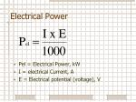 electrical power2