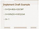 implement draft example4
